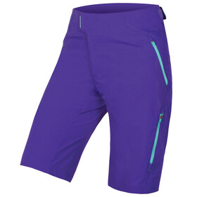 Endura SingleTrack Lite II Shorts Damen cobaltblue